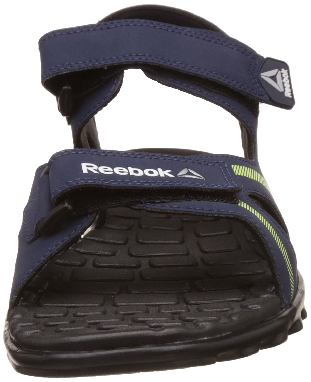 d46ad6159735e Reebok Men s Maze Flex Sandals and Floaters  Buy Online at Low Prices in  India - Amazon.in