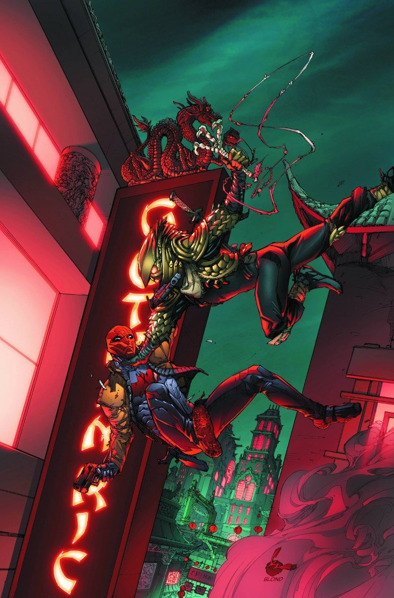 Download Red Hood and the Outlaws #14 pdf epub