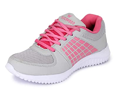 c20d049284235 TRASE Touchwood Rise Sports Shoes for Women (Ultra Lightweight Sole)