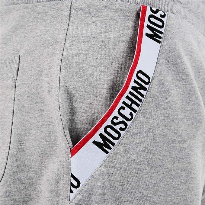 Moschino - Chándal - para Hombre Gris Gris L: Amazon.es: Ropa y ...