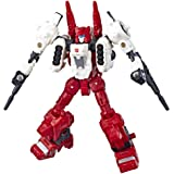 Transformers TRA GEN WFC Deluxe SIXGUN Action Figure, Pack of 4