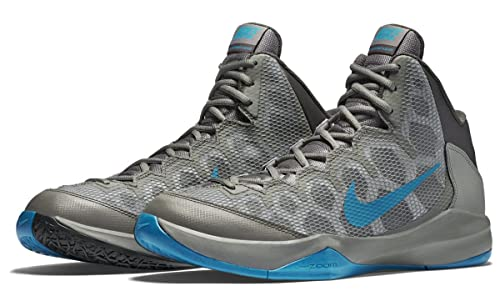 22bc1190130a Nike Zoom Without A Doubt Men Basketball Shoes New Deep Pewter