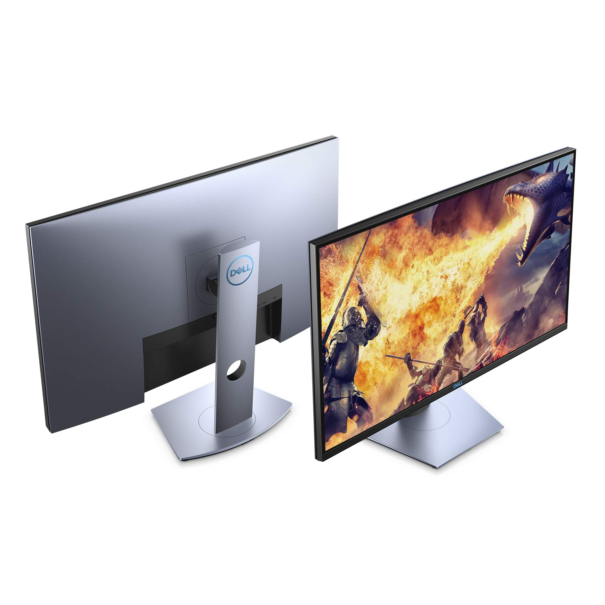 Dell S-Series 27-Inch Screen LED-Lit Gaming Monitor (S2719DGF); QHD (2560 x 1440) up to 155 Hz; 16:9; 1ms Response time; HDMI 2.0; DP 1.2; USB; FreeSync; LED; Height Adjust, tilt, Swivel & Pivot by Dell (Image #11)