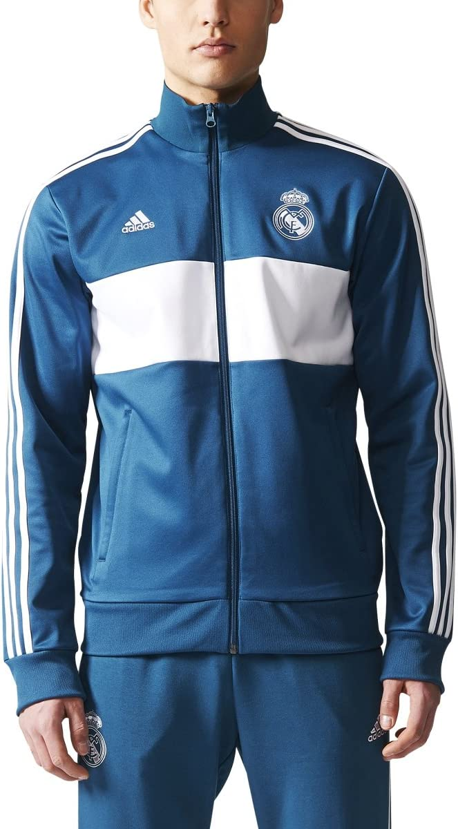Soccer Clothing Soccer adidas Real Madrid 3S Track Top