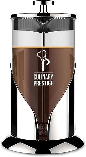 Gorgeous 8 Cup French Press Coffee Maker Tea Maker 34 Oz Best Caf Press Pot