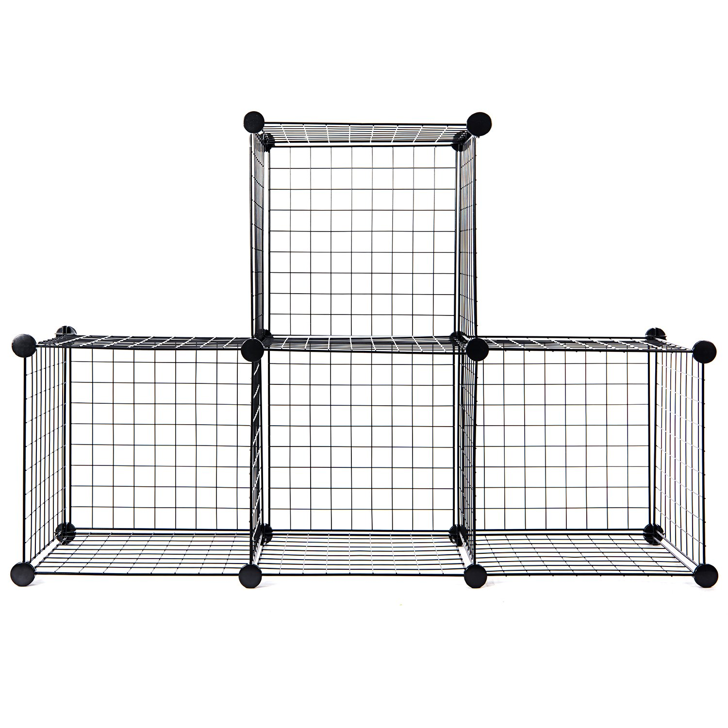 Outstanding Black Wire Storage Cubes 10x16 Component - Simple Wiring ...