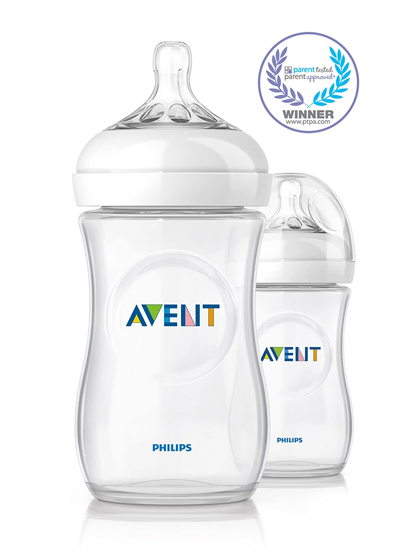 Philips AVENT SCF693/27 - Biberón (Transparente): Amazon.es: Bebé