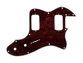 920D CS 3 Ply Pickguard for Fender Nashville Telecaster CNC Precision Cut MG