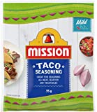 Mission Taco Seasoning Mix, 35g