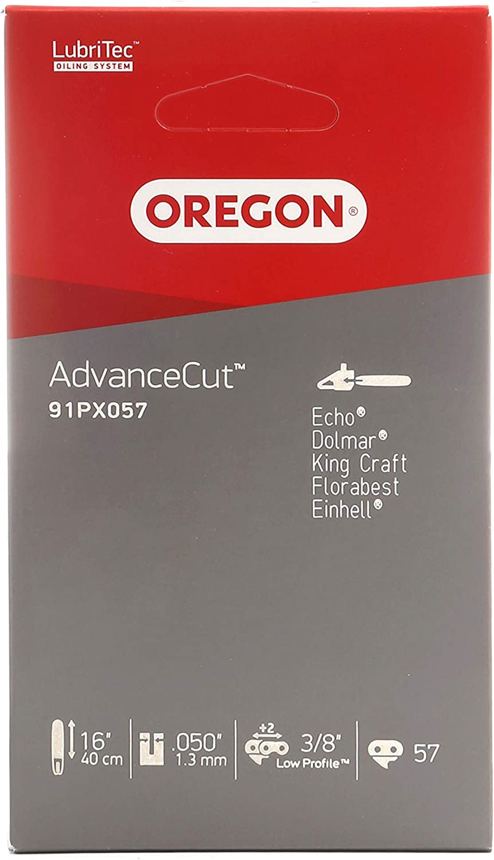 "2x Oregon Sägekette Ersatzkette 3//8/"" 1,3 mm 40cm 57TG  Einhell PKS1635,PKS1840"
