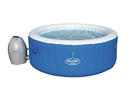 Bestway 54171 - Spa Hinchable Lay- Z-Spa Havana: Amazon.es: Jardín