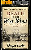 Death in the West Wind (John Rawlings Murder Mystery Book 7)