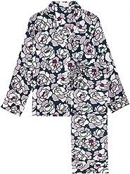 8a81e49666 Lila Roxanne Silk pyjama by Olivia Von Halle