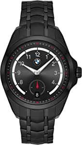 BMW Men's Three-Hand Stainless Steel Quartz Watch