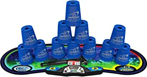 Speed Stacks Competitor Sport Stacking Set, Blue