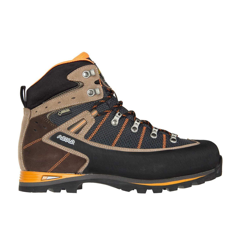 f7605ebe7c5 Amazon.com | Asolo Men's Shiraz GV Waterproof Suede Hiking Boots ...