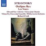Stravinsky : Oedipus Rex / Les Noces