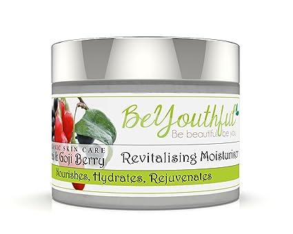 BeYouthful Skin revitalizante hidratante – Crema de día y noche para cara, cuello, manos