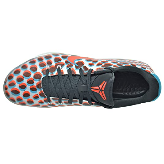 size 40 6c67e 242e3 Amazon.com   Nike Kobe XI 3D Men s Shoes Cool Grey Total Crimson Chlorine  Blue Anthracite 836183-084 (9 D(M) US)   Fashion Sneakers