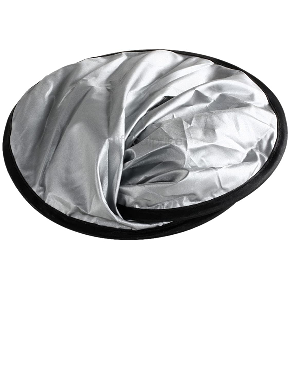 Fold-able Dash Protector UV hot Cold Summer Winter Sunshade Window APSG Windshield Sun Shade EZ Install, EZ FOLD, EZ Store