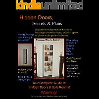 """Bookcase Hidden Doors """"Secrets & Plans"""""""