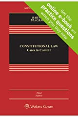 Constitutional Law: Cases in Context [Connected Casebook] (Aspen Casebook) Hardcover