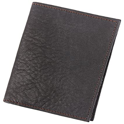 839c8263a9fc Amazon.com  Leather Credit Card Cash Wallet Case Two Pockets Black USA Made  No. 2  Office Products