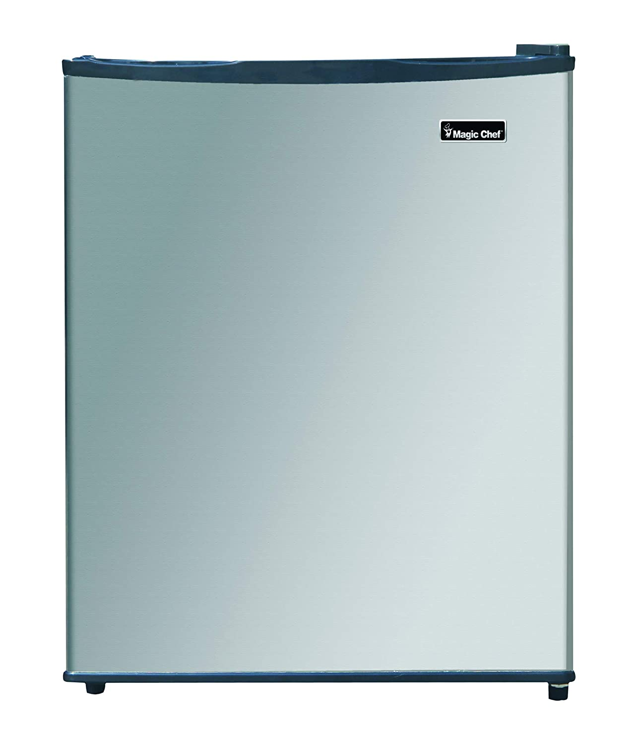 Magic Chef MCAR240SE2 Energy Star Stainless Steel Door 2.4 Cu. Ft. Mini All-Refrigerator