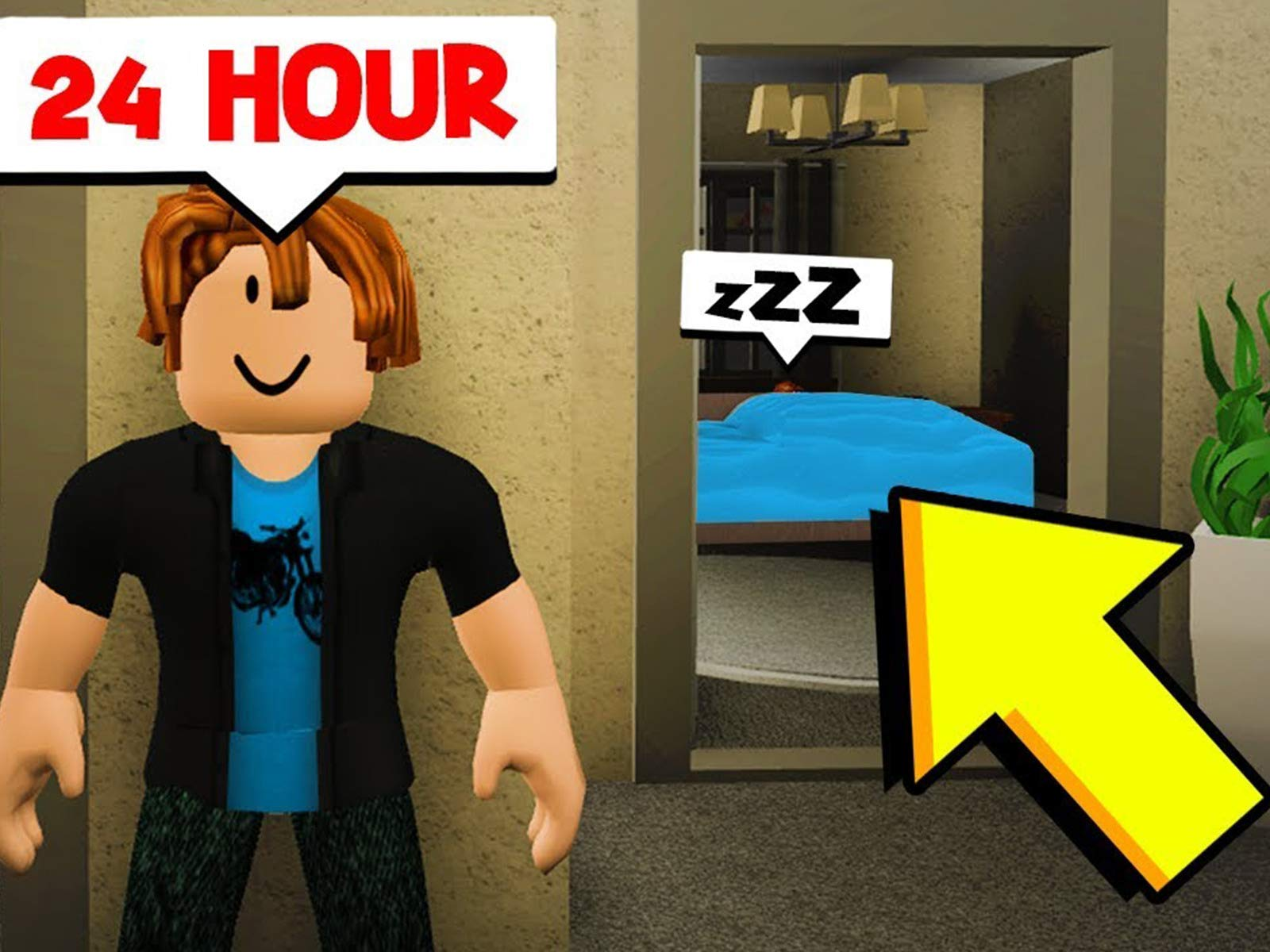 Clip: Roblox with Hyper on Amazon Prime Video UK