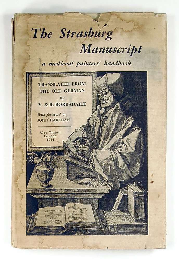 The Manual As Artifact On Artists Manuals And Craftsmens