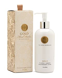 Niven Morgan – Gold – Body Lotion
