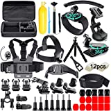 61 in 1 Action Camera Accessories Kit for GoPro...