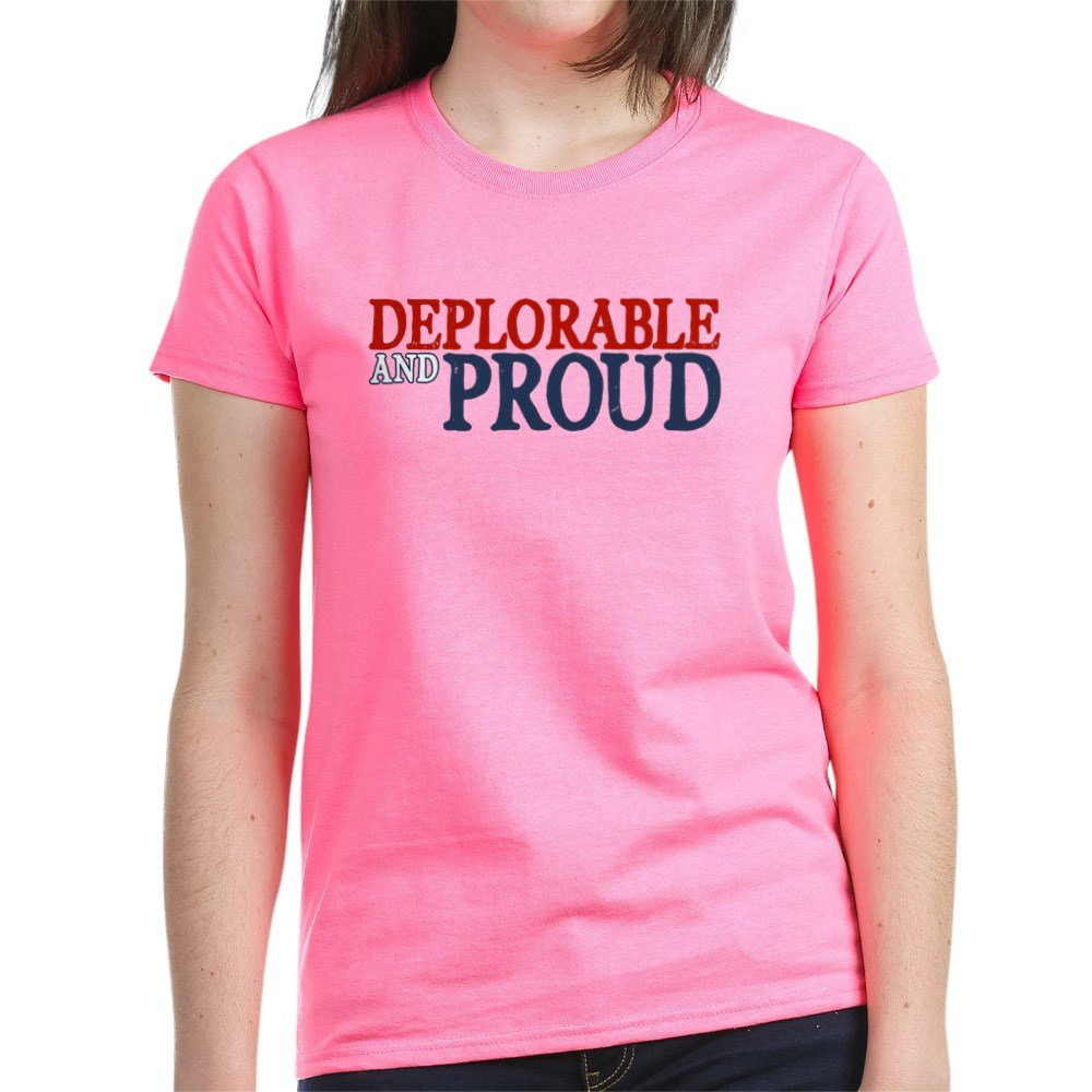 Deplorable And Proud S Dark T Shirt