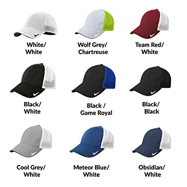 6a899b3d3de Image Unavailable. Image not available for. Color  Nike Golf Mesh Back Cap  II. 889302 ...