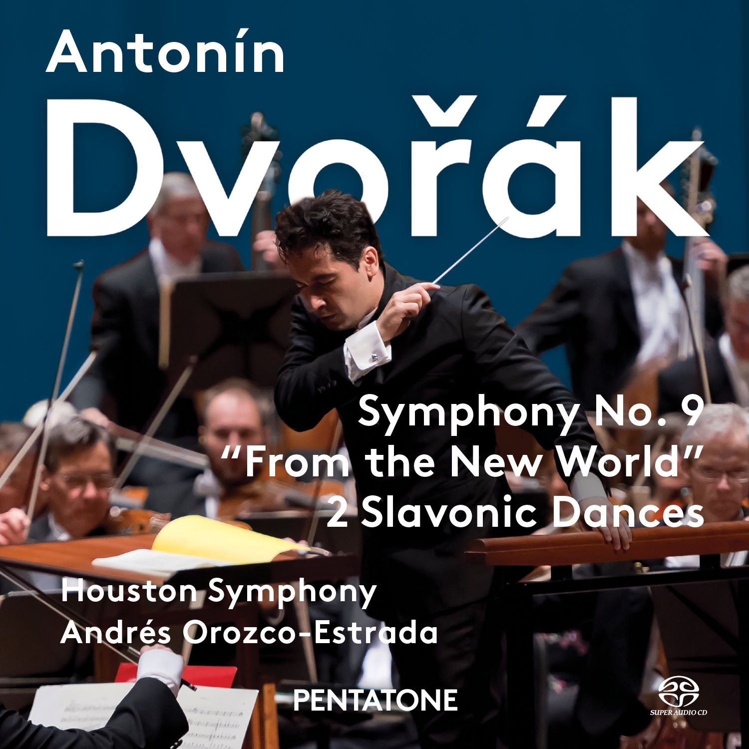 houston symphony antonin dvor aacute k andr eacute s orozco estrada dvor aacute k houston symphony antonin dvoraacutek andreacutes orozco estrada dvoraacutek symphony no 9 new world slavonic dances com music