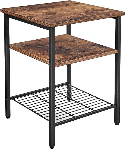 VASAGLE ALINRU End Table