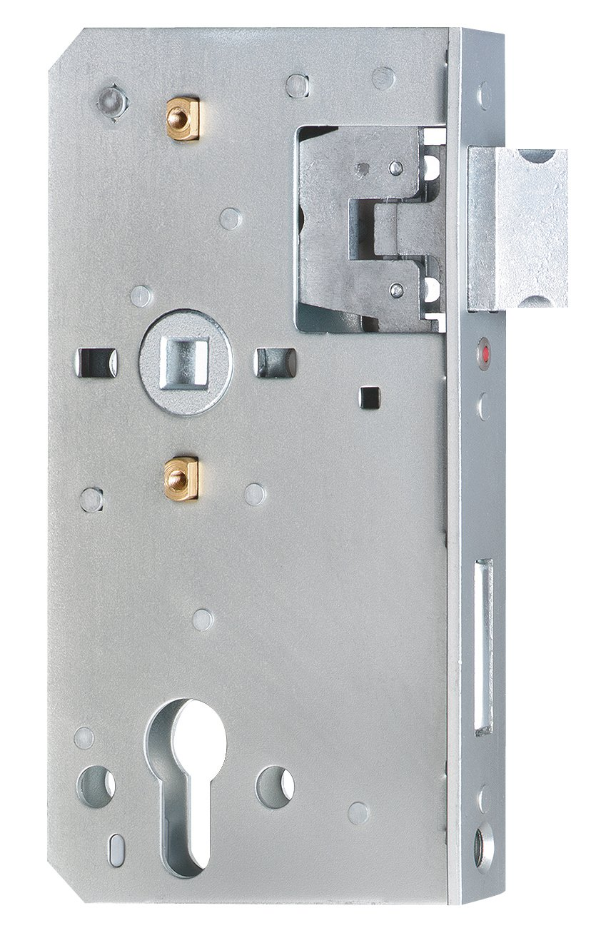 GAH-Alberts 417093 Serrure r/éversible sans bo/îtier en acier galvanis/é 60 mm fr Schlosskasten 30 mm