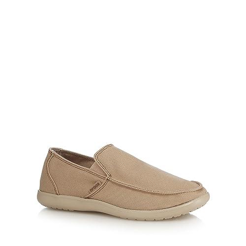 Crocs Zapatillas para hombre Marfil crema: Crocs: Amazon.es: Zapatos y complementos