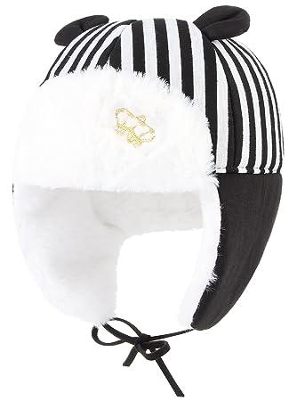 25eb3682f2984 (コ-ランド) Co-land 子供 帽子 保温 ハット 裏起毛 キャップ アウトドア