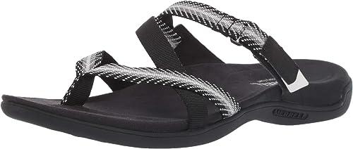 Merrell District Mendi Womens Footwear Sandals Black All Sizes