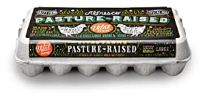 Vital Farms Pasture-Raised Large Eggs 18 ct