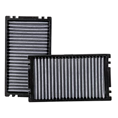 K&N Premium Cabin Air Filter: High Performance, Washable, Lasts for the Life of your Vehicle: Designed for Select 1999-2002 CHEVY/GMC/CADILLAC Trucka and SUV Vehicle Models, VF1000: Automotive