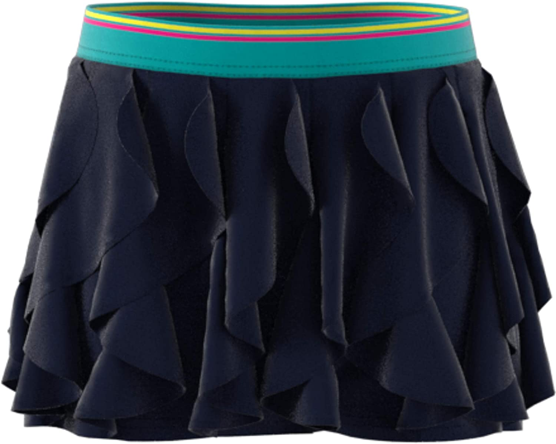 Adidas Frilly G Skirt, Azul Marino, 13 Aã±Os: Amazon.es: Deportes ...