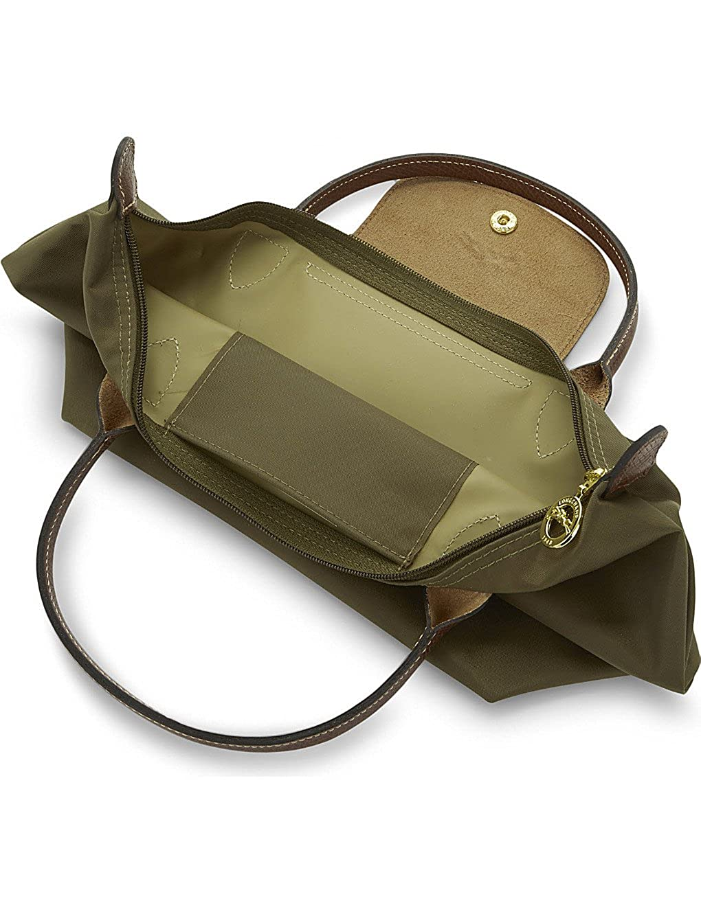 Longchamp Le Pliage Small Handbag Shopper Khaki Lc030 Longchample Medium The City Shoes Bags