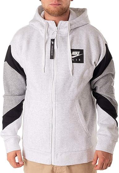 Nike Herren Full Zip Fleece Air Kapuzenjacke