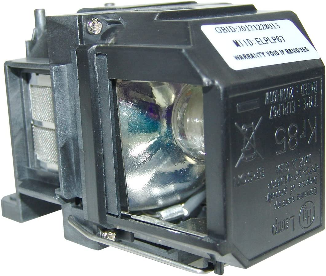 SpArc Platinum for Epson EX3212 Projector Lamp with Enclosure