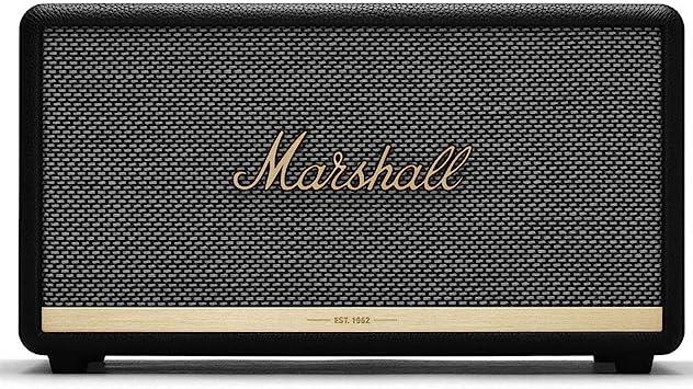 Amazon.com: Marshall Stanmore II Wireless Bluetooth Speaker, Black