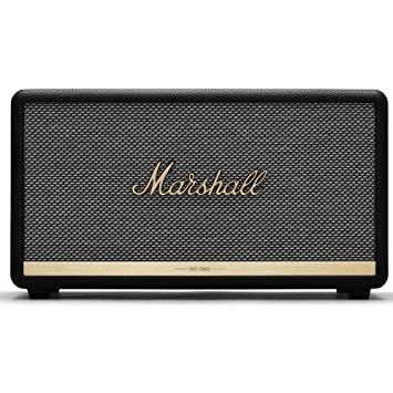 Marshall Stanmore II - Altavoz Bluetooth, color negro