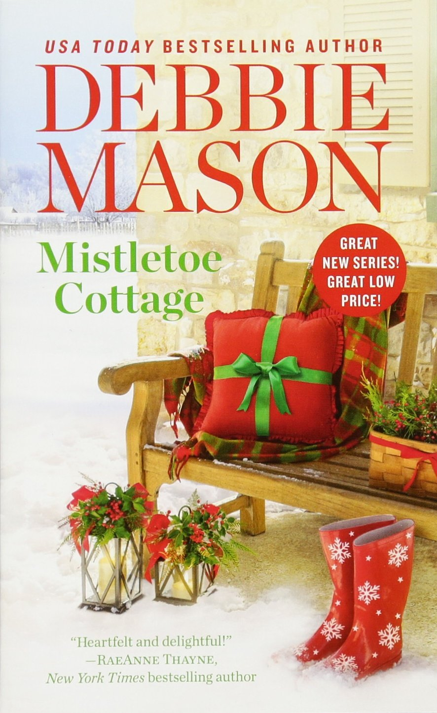 Read Online Mistletoe Cottage (Harmony Harbor) pdf