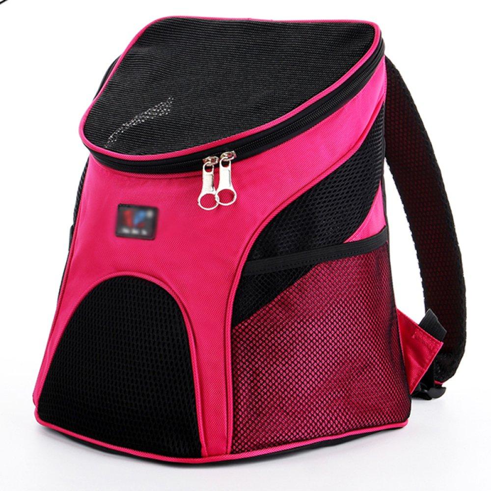 D Pet backpack D Pet backpack CAIJJ WLQ Pet Backpack Dog Pectoral Bag Puppies Kitty Backpack Out Dog Bag